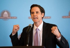 Marshall Tuck is an underdog challenger in this year's race for state superintendent of public instruction. (Paul Kitagaki Jr./The Sacramento Bee)