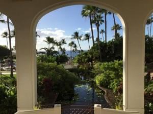 The Fairmont Kea Lani resort in Maui. (Alexei Koseff/The Sacramento Bee)